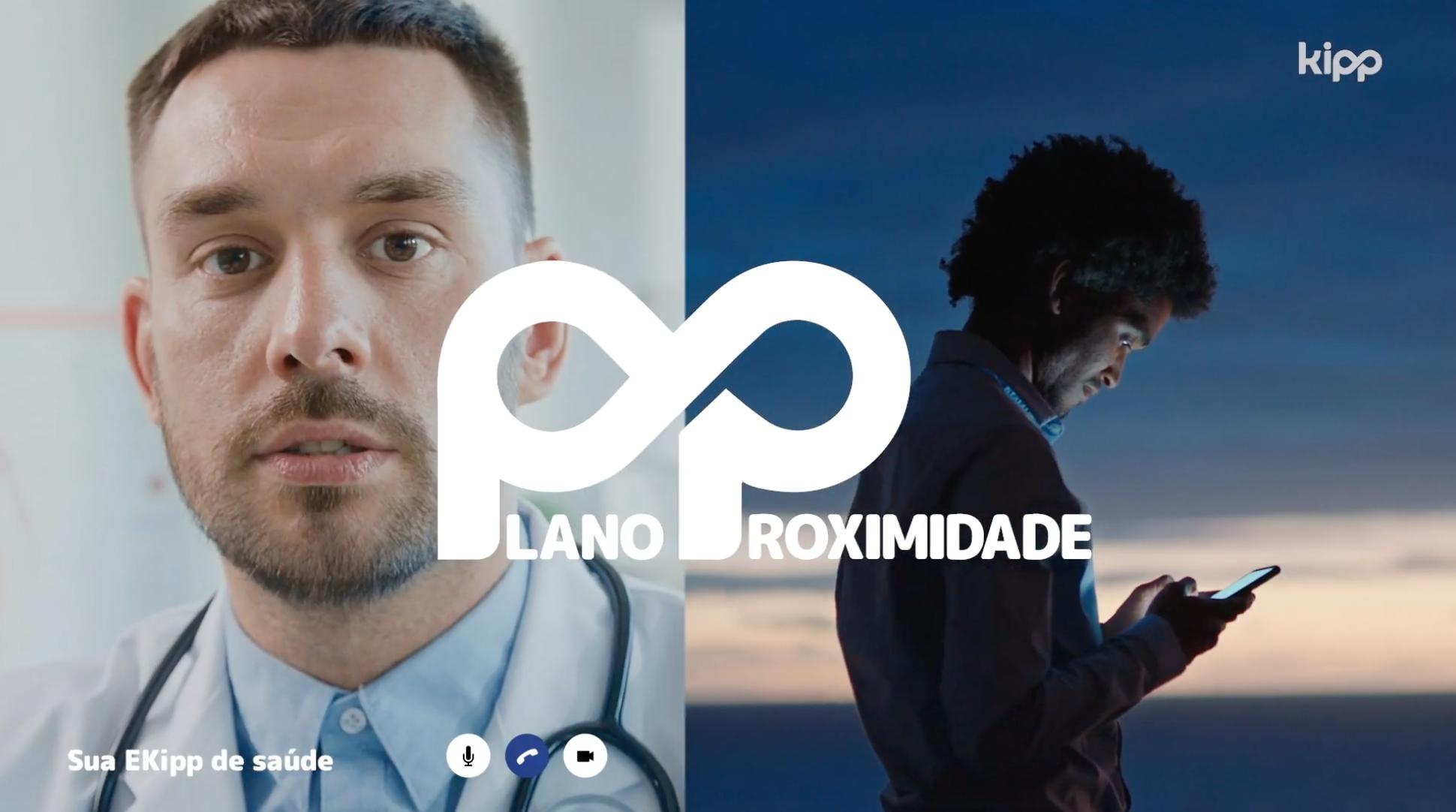 """Kipp Saúde estreia na mídia com """"saúde inspirada em você"""""""