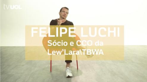 Felipe Luchi no UOL Ad Lab