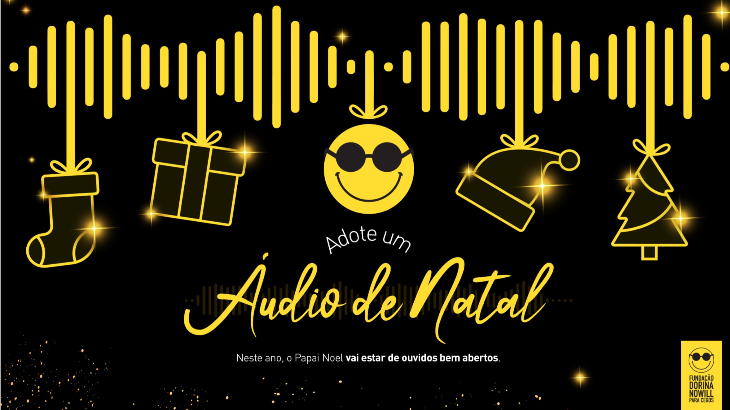 Fundação Dorina Nowill para Cegos transforma cartinhas para o Papai Noel em áudios narrados por pessoas com deficiência visual