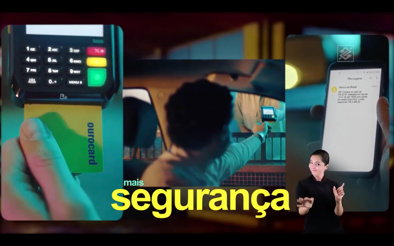Banco do Brasil incentiva uso do cartão e lança promoção em campanha para Ourocard