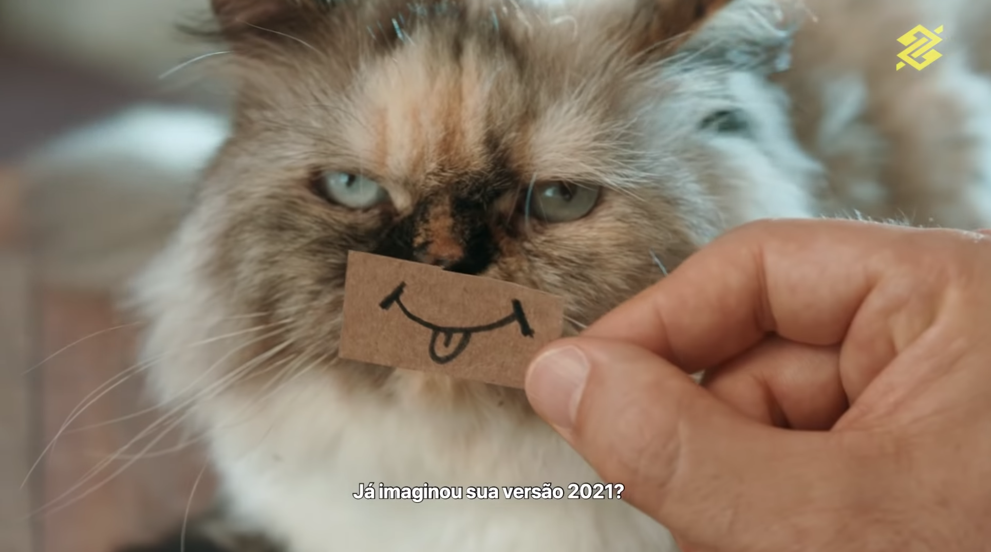 Já imaginou sua versão 2021?