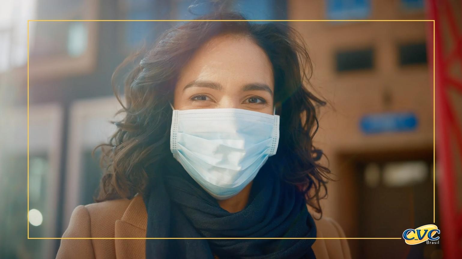 CVC lança nova campanha para reafirmar compromisso com a saúde e o bem-estar de seus clientes