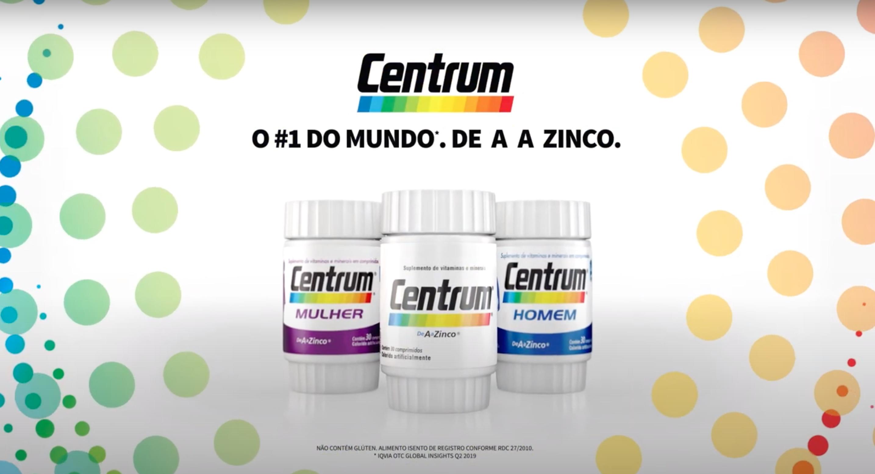 Centrum lança campanha sobre imunidade