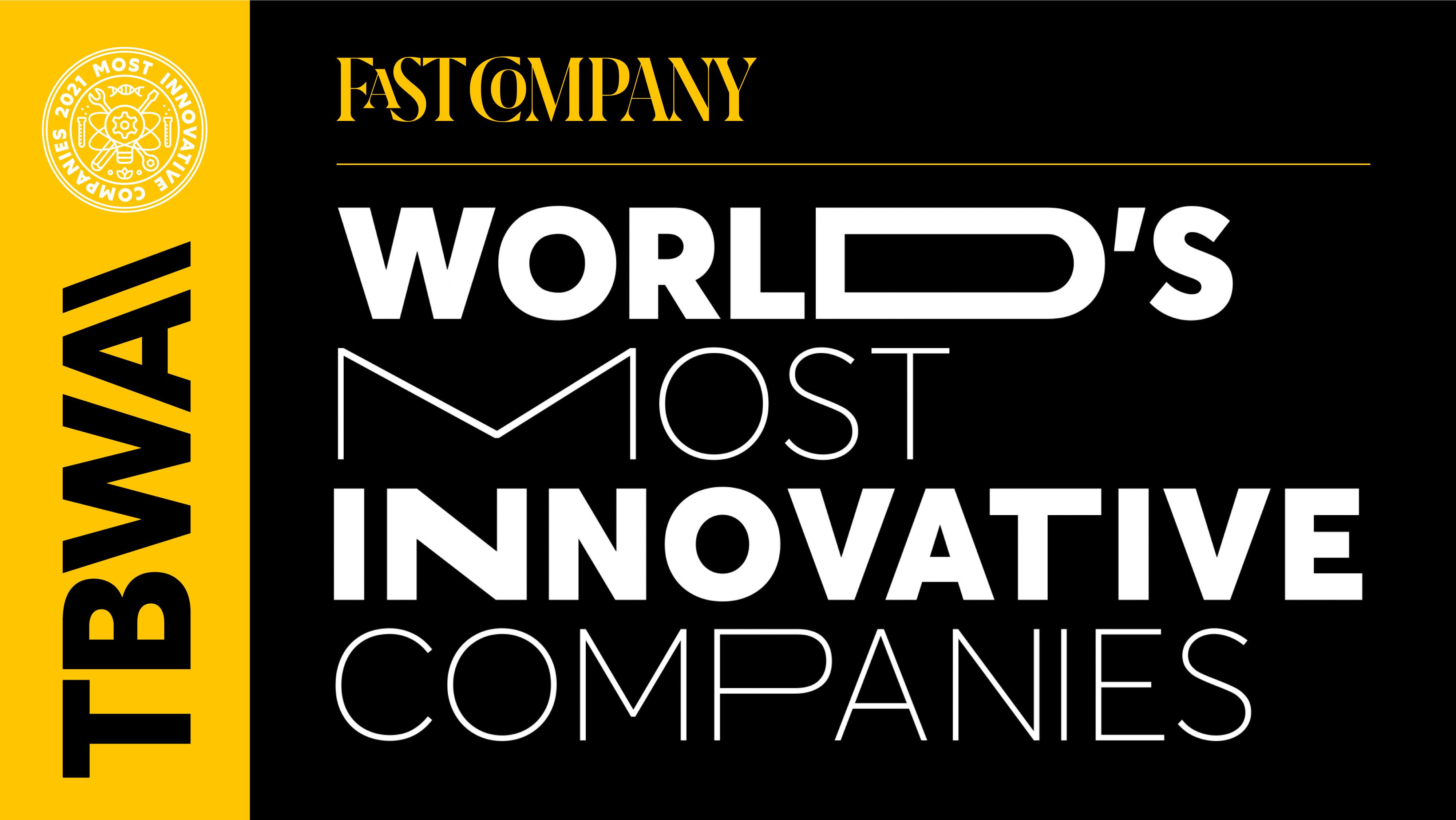 Fast Company nomeia TBWA\Worldwide como uma das empresas mais inovadoras do mundo pelo terceiro ano consecutivo