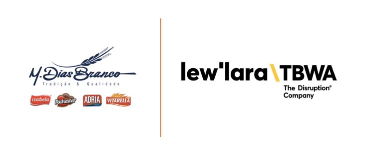 Lew'Lara\TBWA consolida marcas M.Dias Branco