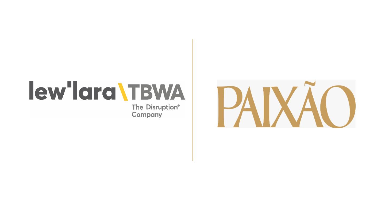 Lew'Lara\TBWA conquista conta de Paixão