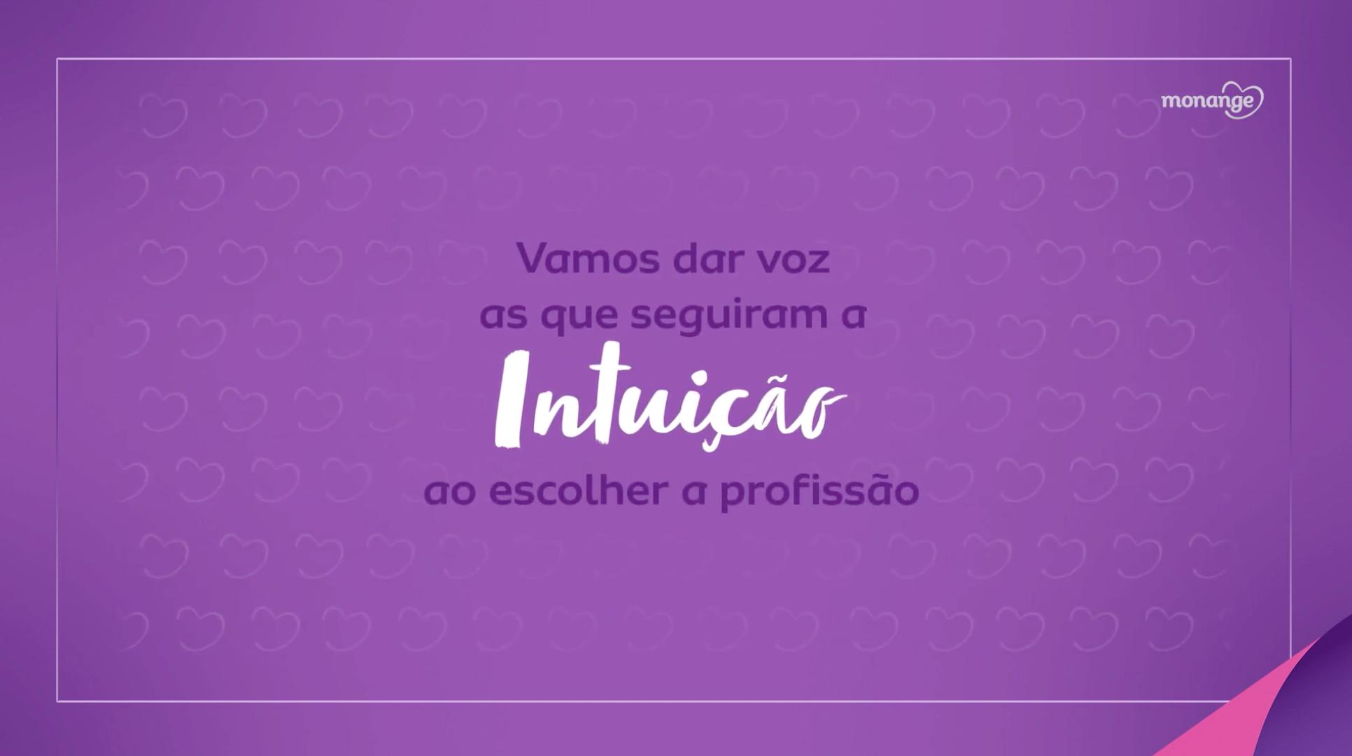 Monange lança ação que dá voz às mulheres para falarem de suas profissões