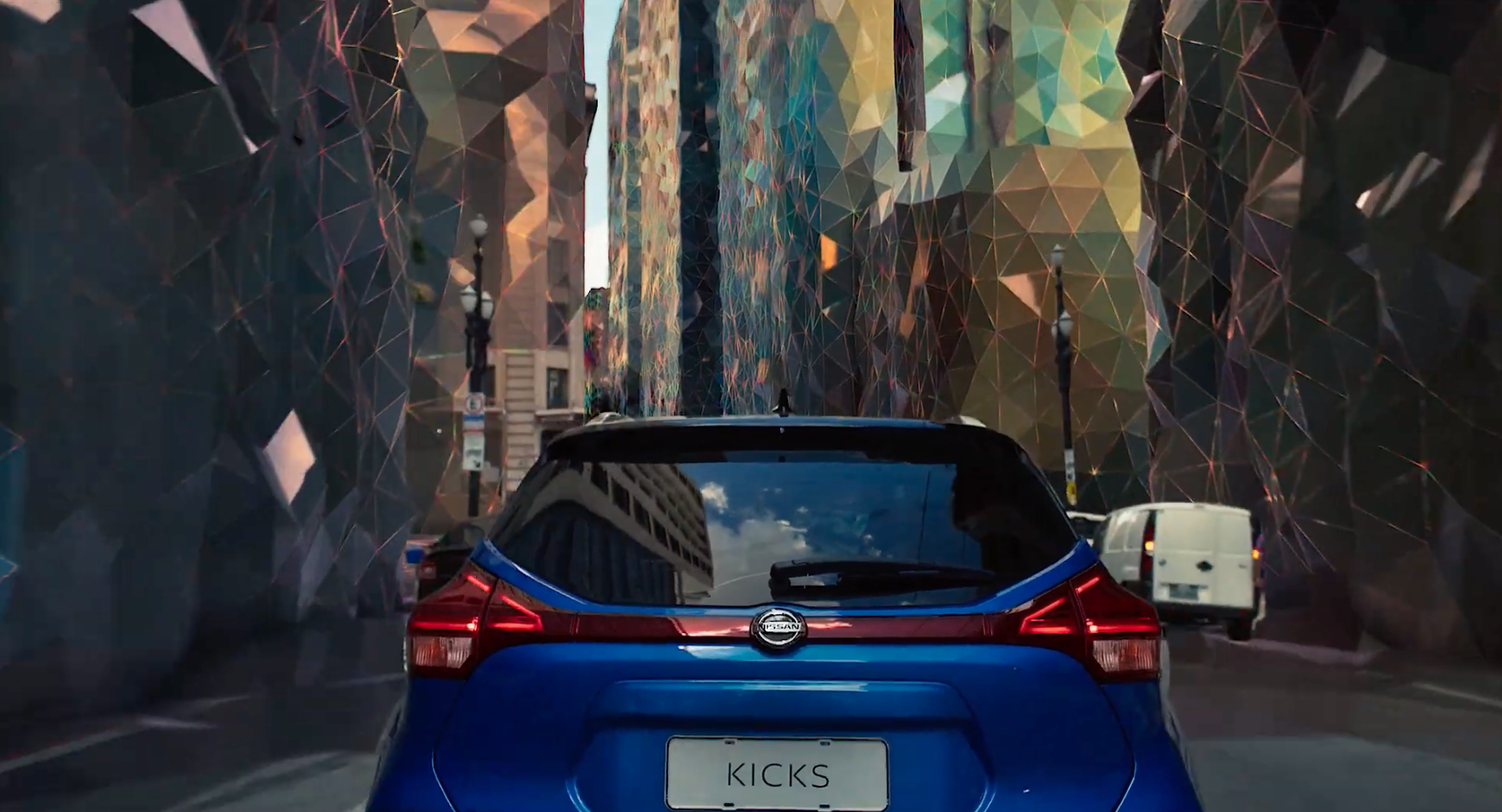 Nissan propõe ativar sua atitude com o Novo Kicks