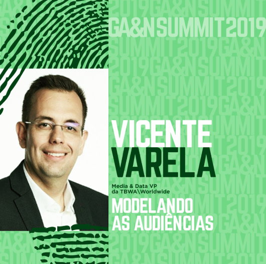 Vicente Varela no GA&N Summit 2019